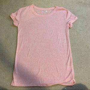 pink comfy t shirt